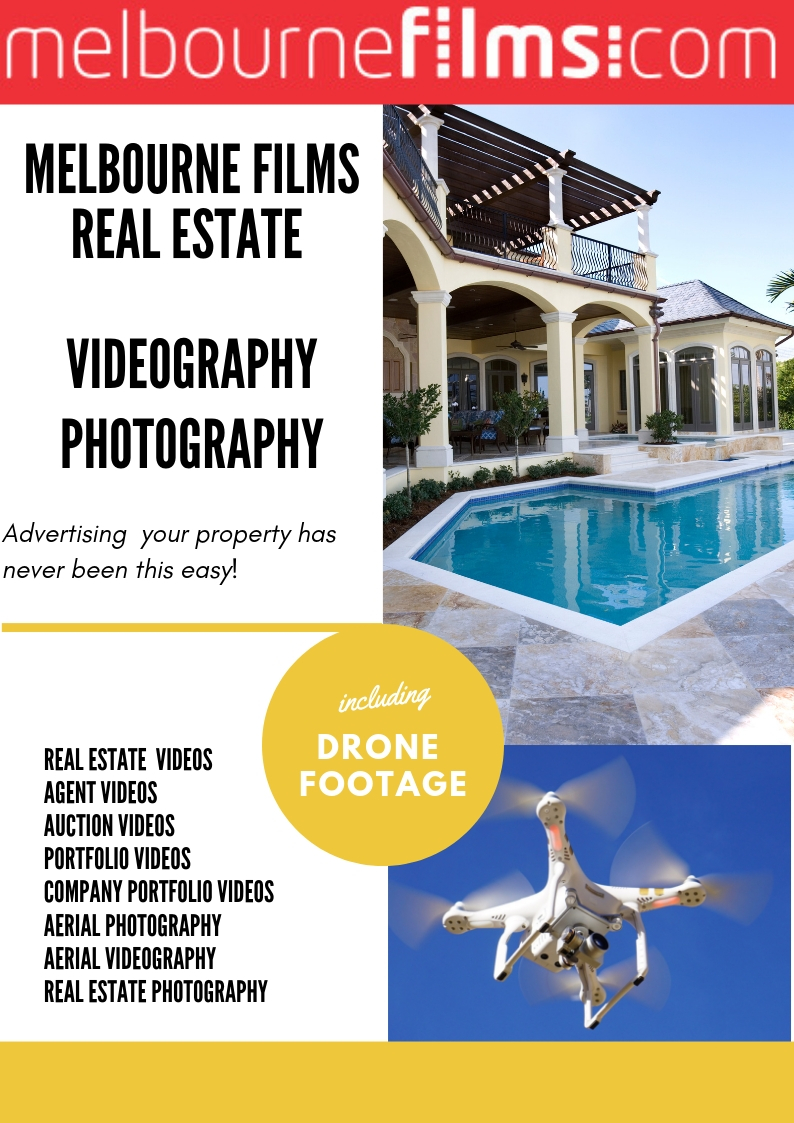 Real Estate Video - Melbourne Films Video and Film